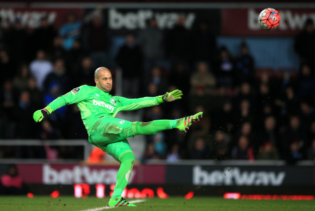 West Ham United v Liverpool - Emirates FA Cup - Fourth Round Replay - Upton Park