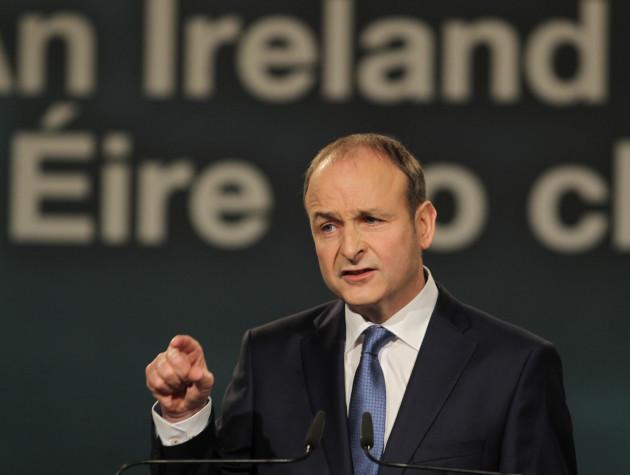 16/1/2016. Fianna Fail Ard Fheis