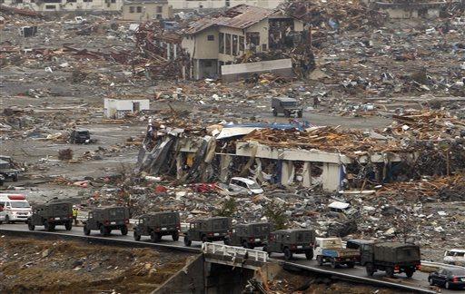 Japan Tsunami Memories