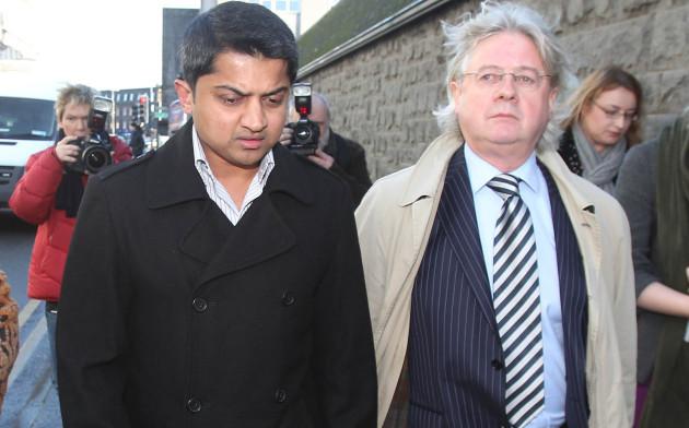 Inhquest Savita Halappanavarv at Galway Coroners court