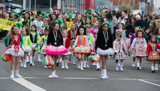 St. Patrick's Day Parade - Birmingham
