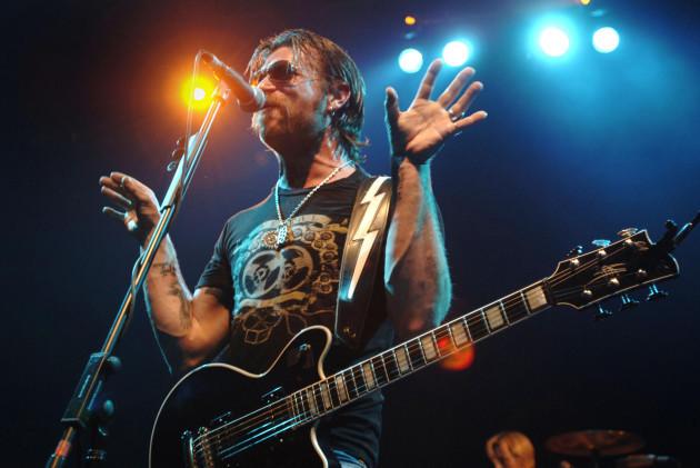 Eagles of Death Metal Brit Award nomination