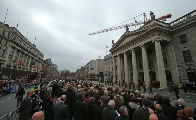 1916 Easter Rising commemoration