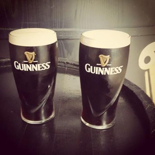 #dublin #guinness #selfdraughted #citytrip @alex_sonnenschein