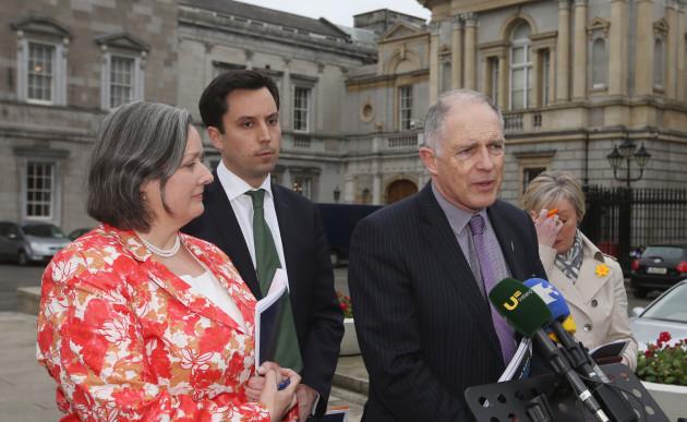 11/03/2016. Fine Gael - Oireachtus Reform Programm