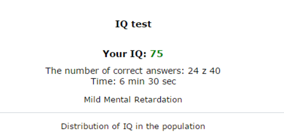I tried to improve my IQ by drinking a cup of coffee with