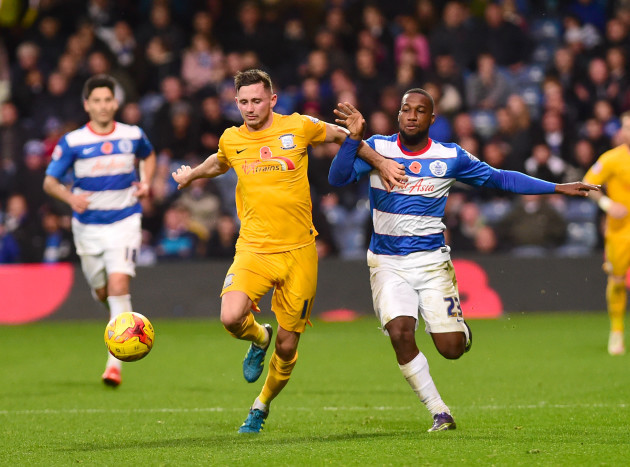 Soccer - Sky Bet Championship - Queens Park Rangers v Preston North End - Loftus Road