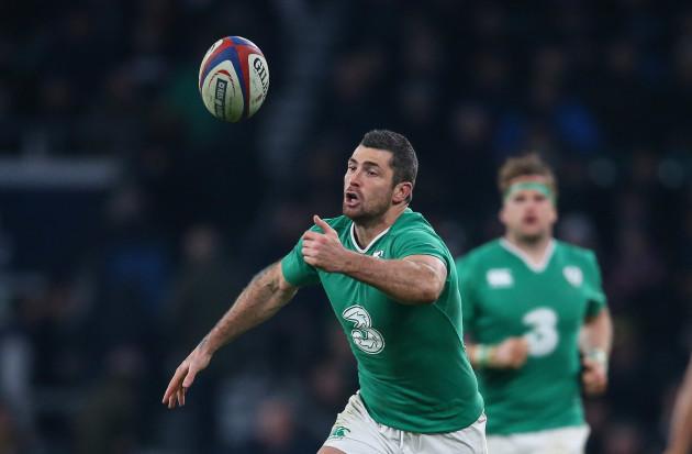 Ireland's Rob Kearney