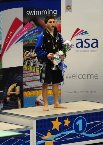 Diving - Great Britain and ASA Senior National Championships - Day One - Ponds Forge