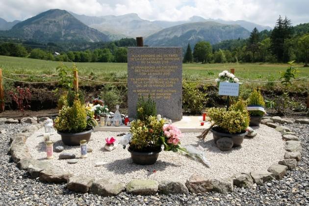 Germanwings  Crash Anniversary