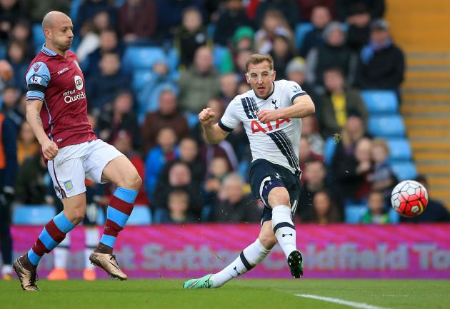 Aston Villa v Tottenham Hotspur - Barclays Premier League - Villa Park