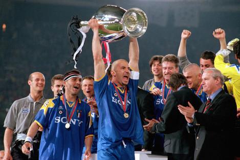SOCCER - UEFA Champions League Final - Juventus v Ajax