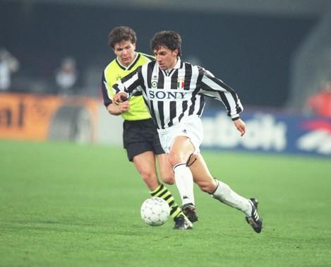 Uefa Champions League  Juventus v Dortmund