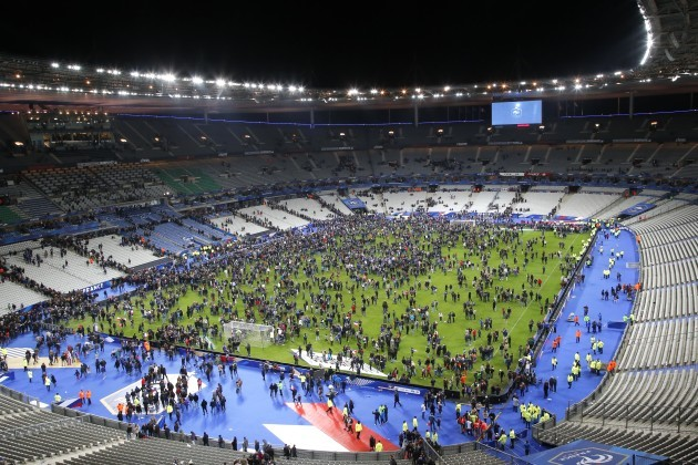 Paris Attacks The Plot