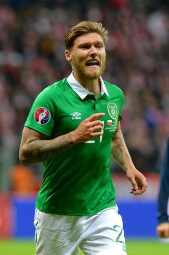 Soccer - UEFA European Championship Qualifying - Group D - Poland v Republic of Ireland - National Stadium