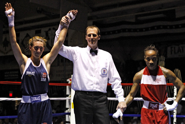 US Championships Boxing