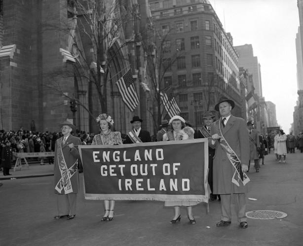United Irish Counties Association march - New York