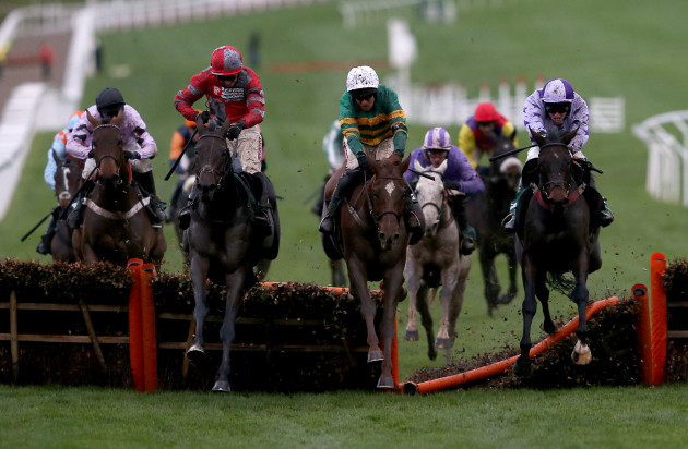 Cheltenham Races - The Open - Paddy Power Gold Cup Day