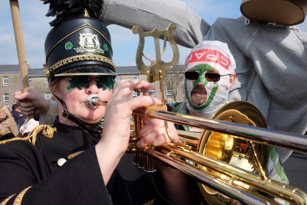 Limerick St Patricks parade2