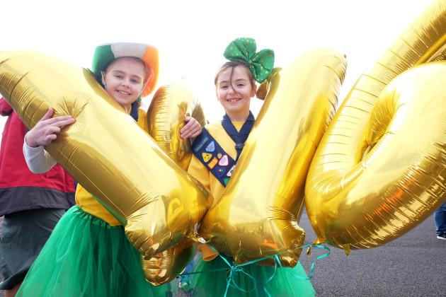 Limerick St Patricks parade3