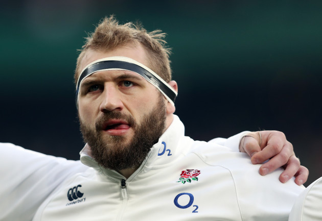 Joe Marler File Photo