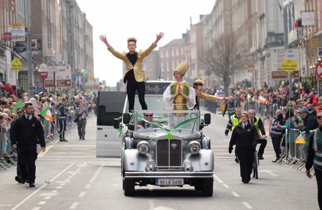 Limerick St Patricks parade16