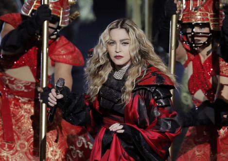 Australia Madonna