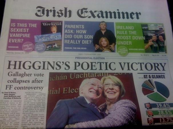 the irish examiner newspaper ireland
