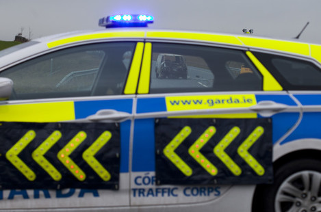 7/12015. Kildare Road Accidents