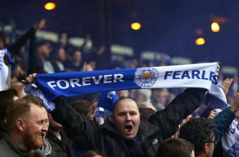 Crystal Palace v Leicester City - Barclays Premier League -  Selhurst Park