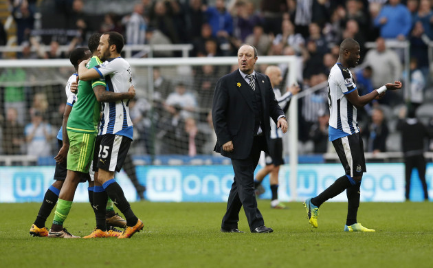 Newcastle United v Sunderland - Barclays Premier League - St James' Park