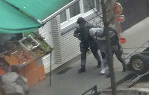 Belgium Paris Attack