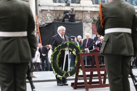 5/4/2015. Easter Rising Commemorations