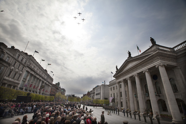 20/4/2014. Easter Rising Commemorations