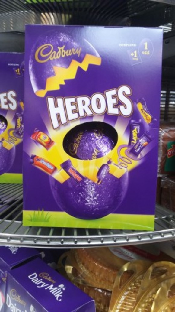 Has Cadbury Really Dropped The Word Easter From Its Eggs