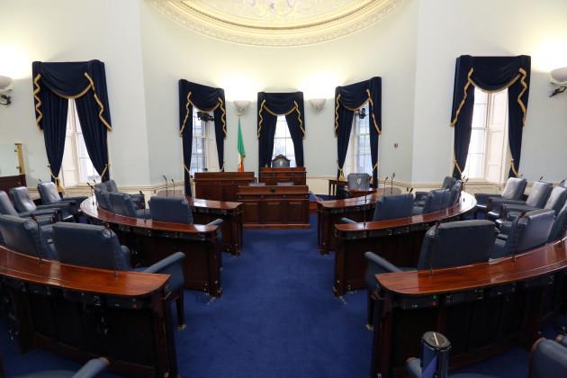 20/9/2013. Senate Rooms