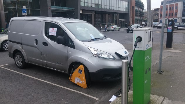 Charging your electric car in Dublin? Make sure you don't