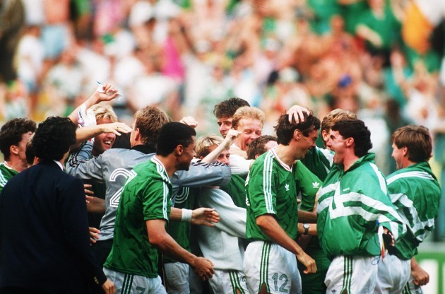 Republic of Ireland 1990