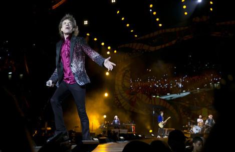 Cuba Rolling Stones