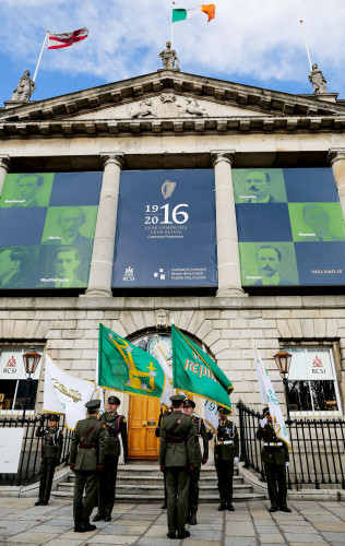 27/03/2016  1916 Centenary Commemorati