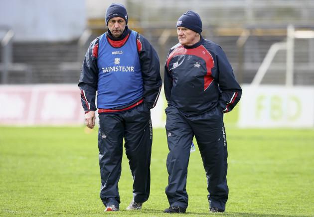 Peadar Healy and Eamon Ryan