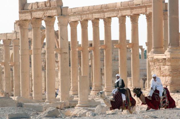 Syria promotes tourism