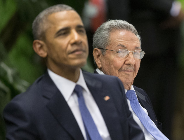 Obama US Cuba