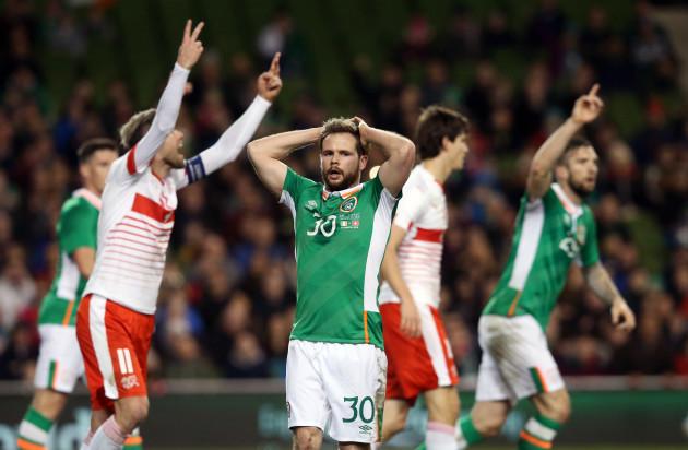 Republic of Ireland v Switzerland - International Friendly - Aviva Stadium
