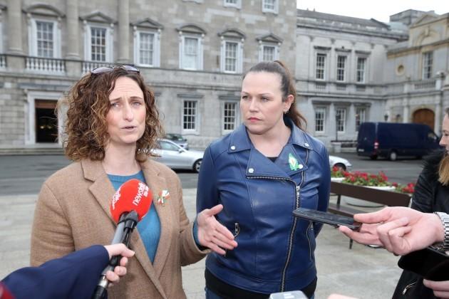 29/03/2016. Sinn Fein - Irish Water. Pictured Sinn