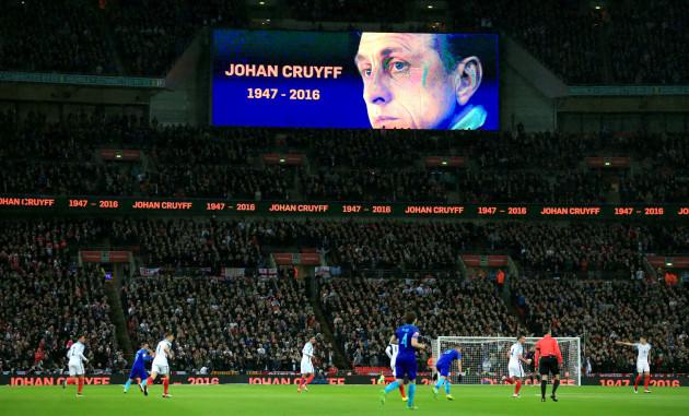 England v The Netherlands - International Friendly - Wembley Stadium
