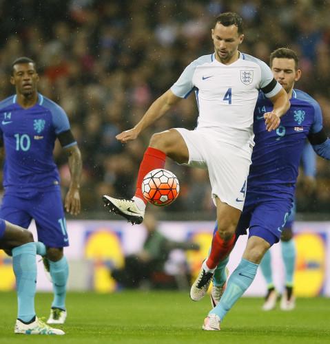 Britain England Netherlands Soccer