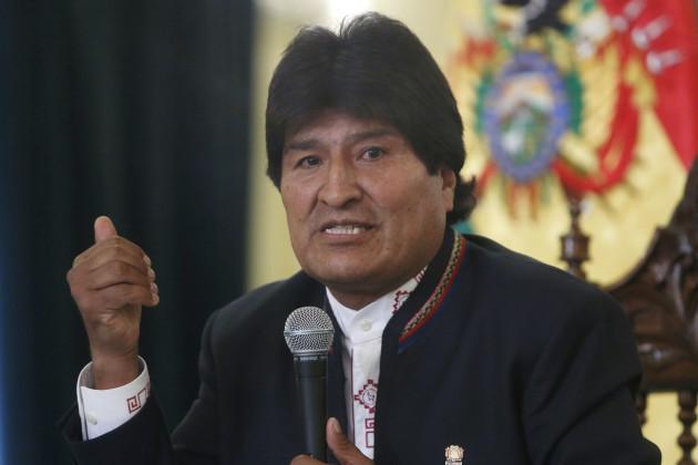 Bolivia Morales Referendum
