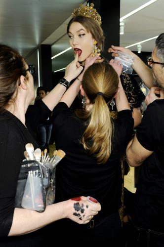 Dolce & Gabbana, AutumnWinter 2013 (2)