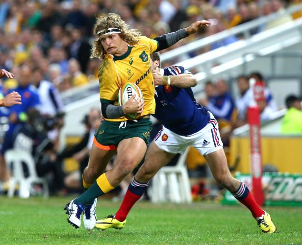 Australia Rugby France
